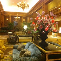 Photo taken at Fairmont Olympic Hotel by Antonio F. on 5/15/2012