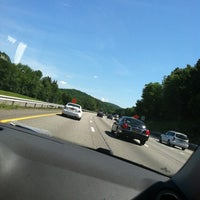 Photo taken at New York State Thruway by Yvette V. on 6/16/2012