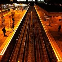 Photo taken at Upminster Railway Station (UPM) by Joseph S. on 2/21/2011