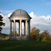 Photo taken at Petworth Park by William N. on 10/2/2011