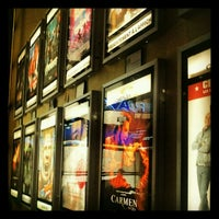 Photo taken at Cinéma Banque Scotia by Manon L. on 8/10/2012