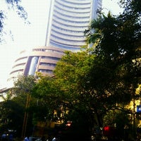 Photo taken at Bombay Stock Exchange (BSE) by Julien P. on 1/24/2012
