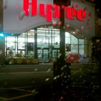 Photo taken at Hy-Vee by Justyn S. on 9/4/2011