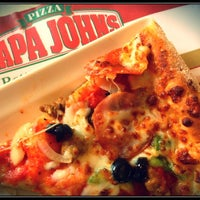 Photo taken at Papa John's by Jam A. on 7/31/2012