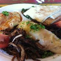 Photo taken at Nunu's Mediterranean Cafe by John R. on 4/4/2011