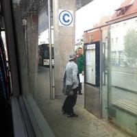 Das Foto wurde bei ZOB - Zentraler Omnibusbahnhof von Sebi K. am 7/29/2011 aufgenommen