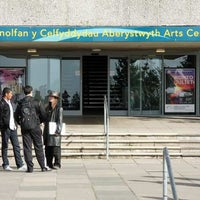 Photo taken at Aberystwyth Arts Centre by Aberystwyth University on 7/6/2011