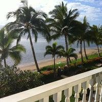 Photo taken at Lahaina Shores Beach Resort by Richard D. on 12/31/2011
