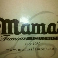 Photo taken at Mama's Pizza by Michael M. on 1/5/2012