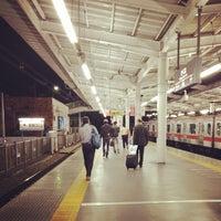Photo taken at Tokyu Kikuna Station by k_sk f. on 10/23/2011