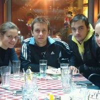 Photo taken at Pizza Magic by Иван В. on 1/5/2012