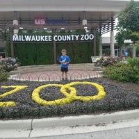 Photo taken at Milwaukee County Zoo by Sarah A. on 8/31/2012
