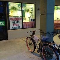 Photo taken at Power Smoothie by Antonio S. on 8/7/2012
