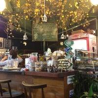 Photo taken at Art Café by Eduardo T. on 6/23/2012