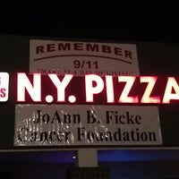 Photo taken at Big Bill's NY Pizza by Brian H. on 9/12/2012