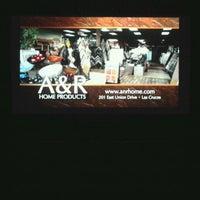 Photo taken at Cineport 10 - Allen Theatres by Alfred-Alex D. on 3/9/2012
