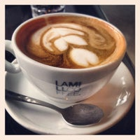 Photo taken at Lamill Coffee Boutique by Jeff M. on 5/25/2012