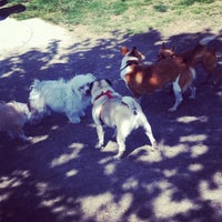 Photo taken at Dougherty Hills Dog Park by Hannah C. on 5/5/2012