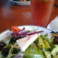 Photo taken at Opa Grill • Greek & American Restaurant by cHRISTYcHRISTINA! on 10/2/2011