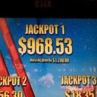 Photo taken at Little Six Casino by Joe T. on 1/13/2012