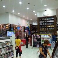 Photo taken at Saraiva Megastore by Richard M. on 1/28/2012