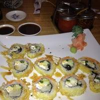 Photo taken at Banzai Sushi & Thai by Kristina H. on 4/10/2012