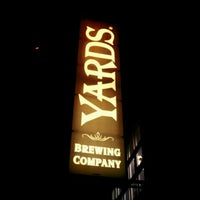 Foto tirada no(a) Yards Brewing Company por Jennifer B. em 1/13/2012