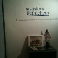 Photo taken at Moravian Museum of Bethlehem by Mo T. on 11/12/2011