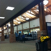 Photo taken at Vail - Eagle County Airport (EGE) by Suzana P. on 2/26/2012