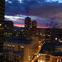 Photo taken at Grand Hyatt Seattle by Jim G. on 8/25/2011