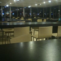 Photo taken at CERN Restaurant 1 by Danila O. on 3/16/2012