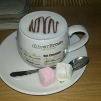 Photo taken at Oliver Brown Chocolaterie by Charles A. on 1/1/2012