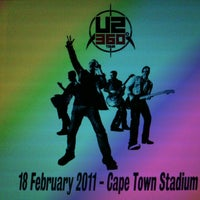 Photo taken at U2360 Live Streaming From Cape Town by George T. on 2/18/2011