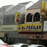 Photo taken at Restoran Al-Fasilah by Shahril on 12/11/2011