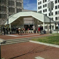 Photo taken at Park Central Square by Susie S. on 11/18/2011