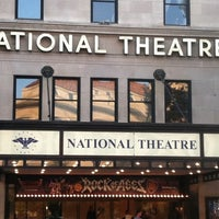 Photo taken at The National Theatre by Rob S. on 7/15/2011