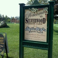 Photo taken at Silverwood Theme Park by SoUnD WaVeS-official on 9/11/2011