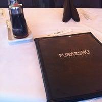Photo taken at Furasshu Japanese Cuisine by Estuardo Z. on 8/31/2012