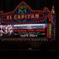 Photo taken at El Capitan Theatre by Mandy R. on 10/24/2011