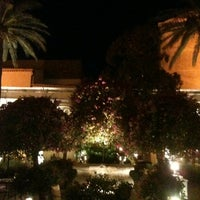 Photo taken at San Domenico Palace Hotel by Massimo L. on 7/22/2011