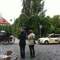 Photo taken at Am Frauenplan by Achim H. on 7/24/2011