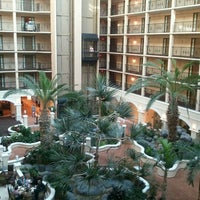 Photo taken at Sheraton Suites Tampa Airport Westshore by Lou Ann S. on 1/29/2012
