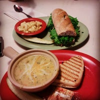 Photo taken at McAlister's Deli by Patrick R. on 4/5/2012