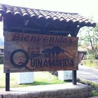 Photo taken at Termas De Quinamavida by Elder A. on 8/18/2012