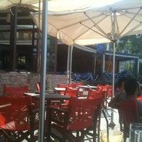 Photo taken at To Limanaki by Manos on 7/17/2012