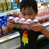 Photo taken at FairPrice Finest by Roceliza B. on 12/10/2011