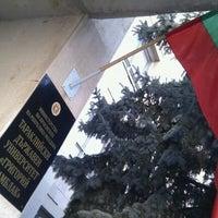 "Photo taken at UNIVERSITATEA DE STAT ""GRIGORE TAMBLAC"" din TARACLIA by Ростислав Р. on 12/2/2011"