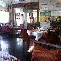 Photo taken at Eefa Hotel by Prateek S. on 10/27/2011