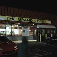 Photo taken at The Grand Coney by Cody M. on 12/19/2011