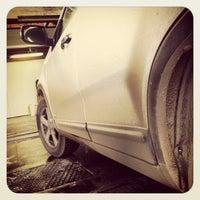 Photo taken at SDC car wash by Tim D. on 3/3/2012